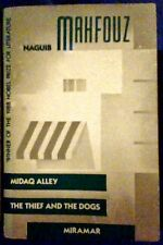 Midaq Alley / The Thief and the Dogs / Miramar by Naguib Mahfouz (1989, Paperbk)