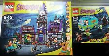 LEGO Scooby-Doo Mystery Mansion 75904 & Car 75902 brand new sets lot 2 Reduced!