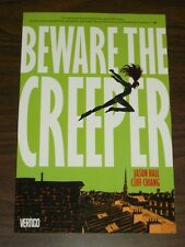 Beware The Creeper by Jason Hall Vertigo (Paperback, 2013)  9781401240202