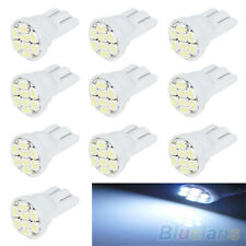 5pcs T10 W5W 194 168 501 Car White 8 LED 3020 SMD Wedge Side Light Bulb Lamp