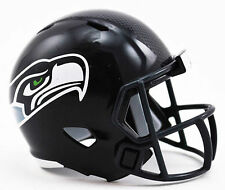 NEW NFL American Football Riddell SPEED Pocket Pro Helmet SEATTLE SEAHAWKS