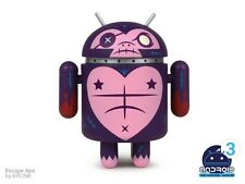 ANDROID SERIES 3 Toy Figure ESCAPE APE by KRONK Andrew Bell Google DHL Shipping