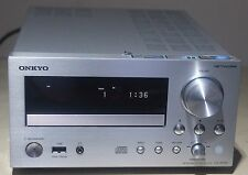 ONKYO CR-N755 lo streaming del sistema HiFi con CD, radio internet e Spotify.