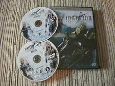 DVD ANIME FINAL FANTASY VII  7 ADVENT CHILDREN EDICIÓN SPECIAL USADO BUEN ESTADO