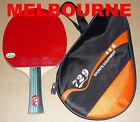 Friendship 3Star (Best) RITC729 Carbon Table Tennis Bat /Racket +Case, Melbourne