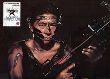 SHO KOSUGI  BLACK EAGLE 1988 VINTAGE PHOTO LOBBY CARD N°2