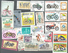 Motorcycles & Cycles-2 wheelers 100 all different collection-sm