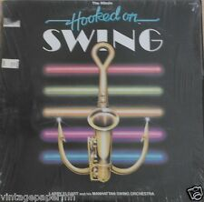 Larry Elgart And His Manhattan Swing Orchestra Hooked On Swing LP RCA AFL1-4343