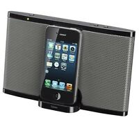 IWANTIT IPH1112 2.4W PORTABLE SPEAKER DOCK STATION FOR IPHONE 3 3GS 4 4S IPOD