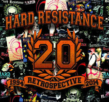 Hard Resistance - 1994 Retrospective 2014 2xCD BACKFIRE RYKERS RIGHT DIRECTION