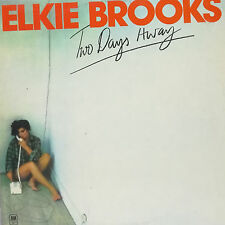 """ELKIE BROOKS - TWO DAYS AWAY LP 12"""" SPAIN 1977 GOOD CONDITION"""