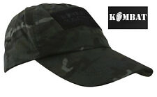 Mens Army Combat Military Baseball Cap Boonie Surplus Operators Sun Bush  Hat
