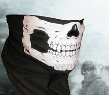 Tour de cou/Masque Ghost Tete de Mort Call of Duty Modern Warfare3 MW3 Airsoft