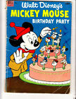 Mickey Mouse Birthday Party 1: (1953): FREE to combine- in Good condition