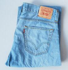 """Vintage LEVIS 533 Jeans Denim 533s Straight Leg - W 33"""" L32 (25287)"""