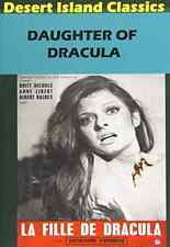 Daughter of Dracula  DVD NEW