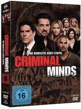 CRIMINAL MINDS DIE KOMPLETTE NEUNTE DVD SEASON / STAFFEL 7 DEUTSCH