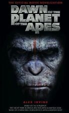 Dawn of the Planet of the Apes - The Official Movie Novelization-ExLibrary