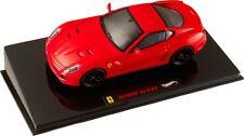 HOT WHEELS ELITE AUTO DIE-CAST 1:43 FERRARI 599 GTO ROSSA     T6933