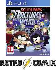 PS4 South Park toda la fracturado pero totalmente nuevo y sellado *** *** pre-order