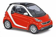 Busch Smart 46201 HO (1/87): Fortwo 2012 »CMD« (rood)