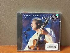 John Denver : Best of John Denver Live   CD   BRAND NEW   DB 2158