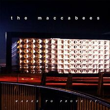 THE MACCABEES - MARKS TO PROVE IT: CD ALBUM (July 31st 2015)
