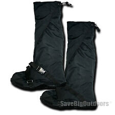 MD/LG  Frogg Toggs Frogg Leggs Motorcycle Over Boots Covers Rain Gear
