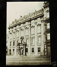 Glass Magic lantern Slide THE KINSKY PALACE C1900 VIENNA AUSTRIA