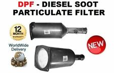 FOR CITROEN C5 BREAK 2.0 HDI 2004--  DPF DIESEL SOOT PARTICULATE FILTER
