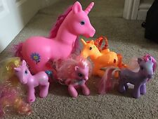 MY LITTLE PONY PINKIE PIE RARITY THE UNICORN PRETTY PARASOL 2 WONDER LAND PONIES