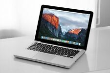 "FAST 13"" Apple MacBook Pro 2.9 - 3.6GHz Core i7 128GB SSD 8GB RAM + NEW BAT!"