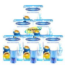 6x Hermesetas Mini Sweeteners Original 800 Tablets 0 Calories