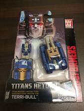 Transformers Titans Return Titan Master Terri-Bull NEW