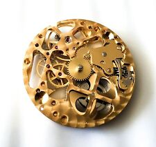 GENUINE ETA UNITAS 6497 SKELETON MOVEMENT, COTES DE GENEVE, SWISS MADE, STOCK