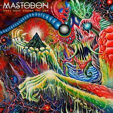 Mastodon-Once More 'Round The Sun 2 VINILE LP NUOVO