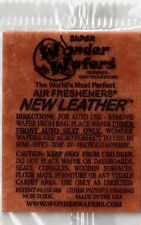 WONDER WAFERS® Air Freshener - 20pk - New Leather