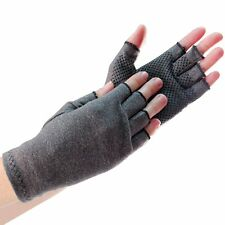Compression Gloves with Grips - LADIES (PAIR) # JB6520