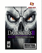 DARKSIDERS 2 II deathinitive EDITION PC STEAM KEY download Global [SPEDIZIONE LAMPO]
