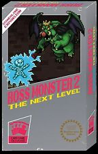 BOSS MONSTER 2 THE NEXT LEVEL DUNGEON BUILDING RETRO CARD GAME SEALED NEW