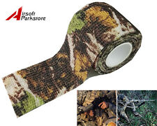 5CMx4.5M Military Bionic Camouflage Rifle/Gun Wrap Hunting Camping Stealth Tape