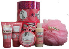 Soap And Glory Take Your Pink Christmas Gift Set With Signature Pink Fragrance