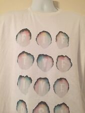 "55DSL By DIESEL Mens White Graphic Print T-Shirt ""Size XL"""