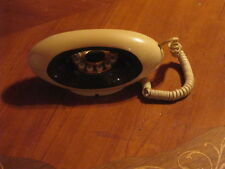 Vintage American Telecommunications Genie Push Button Desktop Corded Phone