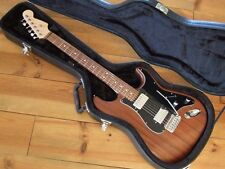 ** Warmoth Fat Str@t * Rockinger Mahagoni Body **