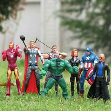 Superheld The Avengers 7 st. aktion figuren Kollektion Kinder Jungen spielzeug