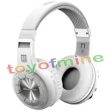 Cuffie wireless bluetooth 4.1 stereo Turbine Bluedio HT headphones Colore Bianco