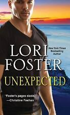 unexpected by lori foster
