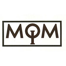 Opti / Optimist Sailboat MOM Decal   by Miami Opti Moms