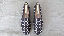 "SO CUTE! $450 Stubbs and Wootton Needlepoint ""CLOVERS"" Slippers Loafers Shoes"
